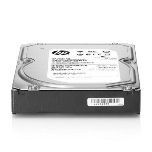 HARDISK HDD SERVER HP Hot Plug SFF (2.5-inch) SATA 7.2K Hard Drives (655708-B21)