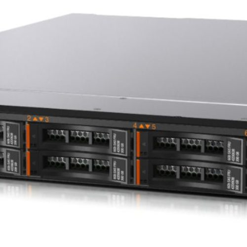 X3250M6 SERVER LENOVO RACKMOUNT 1 U SINGLE SOCKET (3633C4A)
