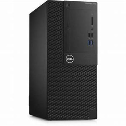 DELL OPTIPLEX 3050mt Intel Core i3-7100 Windows 10 Profesional 4GB Ram DDR4