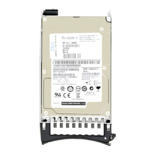 IBM 1 TB Hdd 7.2k 6GBps Near Line SAS 3,5in PN 90Y8567