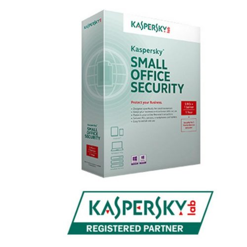 Kaspersky Small Office Security 1 Server 5 Client