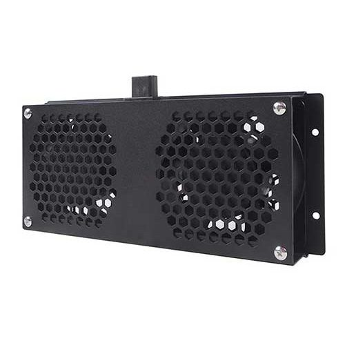 Accessories Rack For Indorack Bracket Modular with 2 Fan – FM02