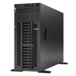 Lenovo Server Tower ThinkSystem ST550 Xeon 4114 Silver 10core, Ram 8GB x1unit, HDD 1.2TB SAS 10K x1unit