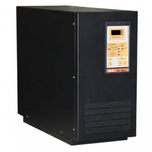 UPS ICA TP Series Model; SIN 3100C 5KVA 192V (Tower Type)