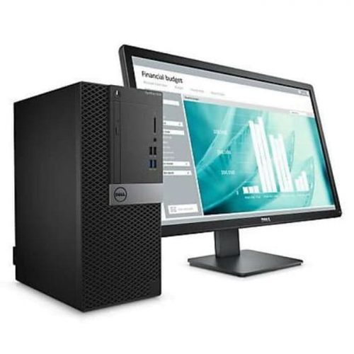 Dell Optiplex 7070MT i5-9500, 8GB, 2TB SATA, 3Yr Onsite Service (3/3/3)