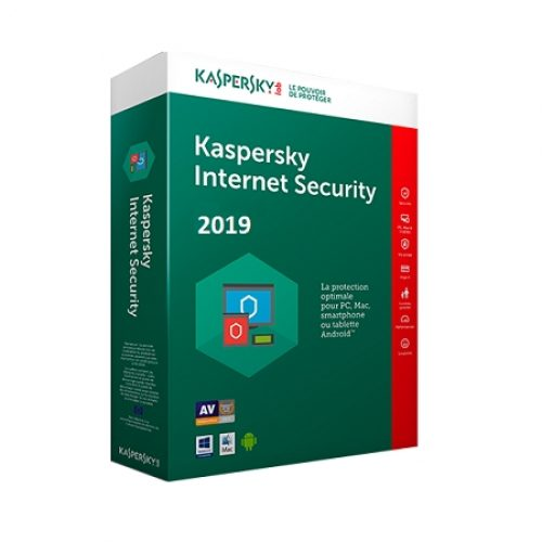 Kaspersky Internet Security 2019 1 User (KIS 1 2019)