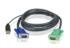 USB KVM Cable  1.8M  2L-5202U For CL5716M