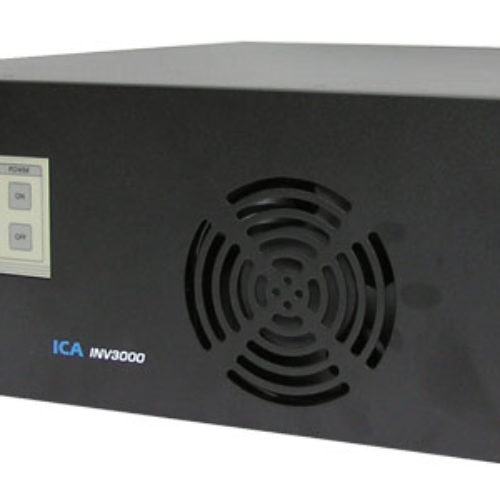 Inverter ICA INV Series Model; INV 3000 3000VA 48V (Rackmont Inveter)