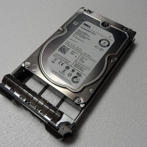 Dell 2TB 7.2K RPM 12Gbps 512n NL SAS 2.5 Hot Plug Hard Drive Near Line SAS