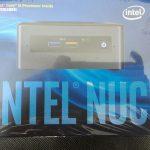 NUC8i3BEH-8S256 (Ram 8GB, SSD 256GB) Win 10 Pro