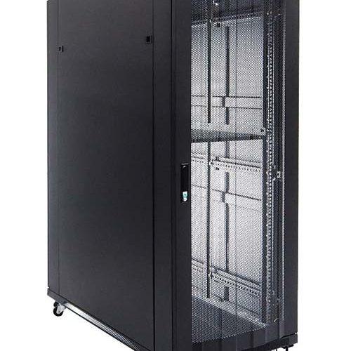 Standing Close Rack 19″ – Perforated Door IR11532P