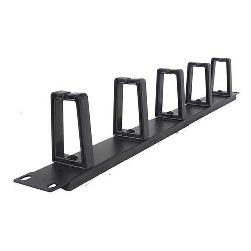 Accessories Rack For Indorack Wire Management Panel 1U with 5Ring – WM51