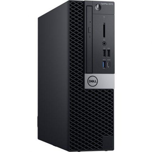 OptiPlex 5070 MT / Intel® Core i7-9700 16GB 1x16GB DDR4 2666MHz UDIMM Non-ECC / 3.5″ 1TB 7200rpm SATA Hard Disk Drive