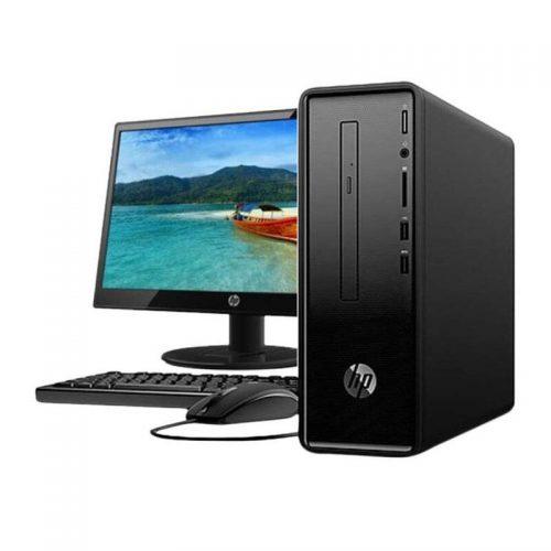 290-P0032D/Intel Corei3-8100/4GB/1TB/Intel HD Graphics/WIN 10 – Black