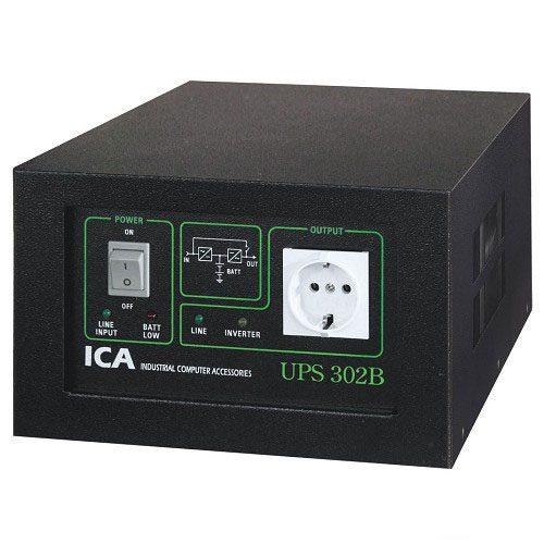 UPS ICA PN Series Model; UPS 302B 600VA 12V (Pionner Type)