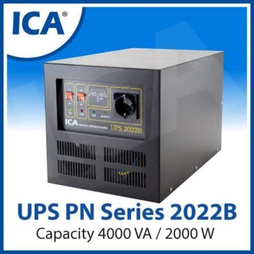 UPS ICA PN Series Model; UPS 2022B 4000VA 48V (Pionner Type)