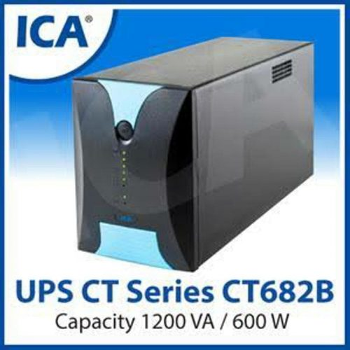 UPS ICA CT Series Model; CT682B 1200VA 24V (Compact Type)