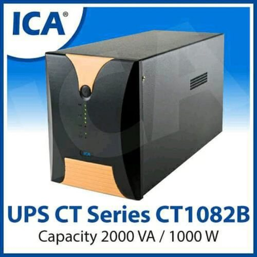 UPS ICA CT Series Model; CT1082B 2000VA 36V (Compact Type)