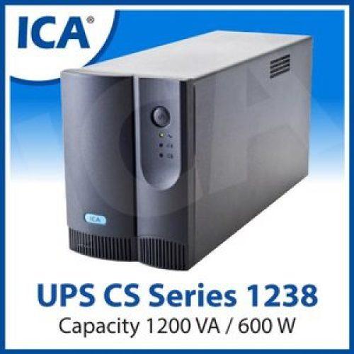 UPS ICA CS Series Model; CS1238 1200VA 24V (Compact Smart Type)