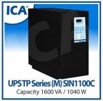 UPS ICA TP Series Model; SIN 1100C 1600VA 84V (Tower Type)