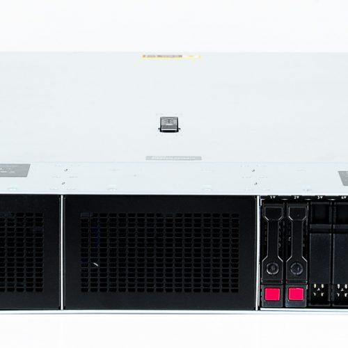 HPE ProLiant DL380 Gen10 4114 – Base 8SFF Intel® Xeon-Silver 4114 (2.2GHz/10-core/85W), 32 GB RDIMM DR 2600 MT/s (2x 16 GB)