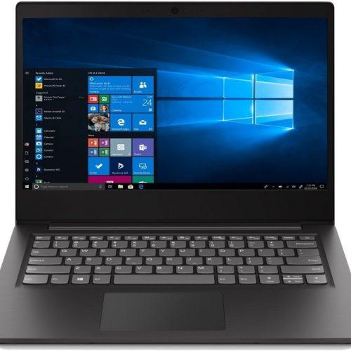 Laptop Lenovo S145 14IWL 81MU00P1ID  (Black)