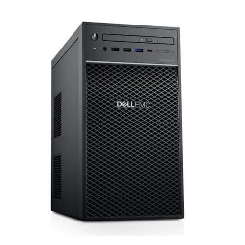 Dell PowerEdge T40 Intel Xeon E-2224G 3.5GHz, 8M cache, 4C/4T, turbo (71W) / 8GB Ram / 1TB 7.2K Entry SATA 3.5