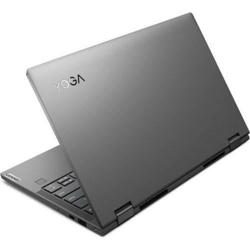 YOGA C640-13IML 81UE0033ID (IRON GREY) , 13.3″ FHD IPS TOUCH SCREEN, Intel Core™ i7-10510U , 16GB DDR4 2400 Onboard, NO DVD, 512GB M.2 PCIE SSD