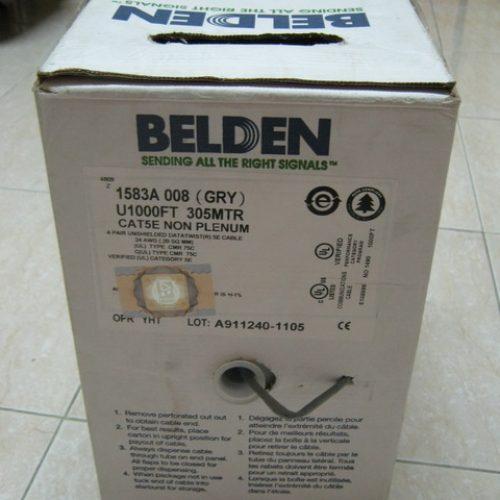 Cable Belden UTP Cat5e 305M