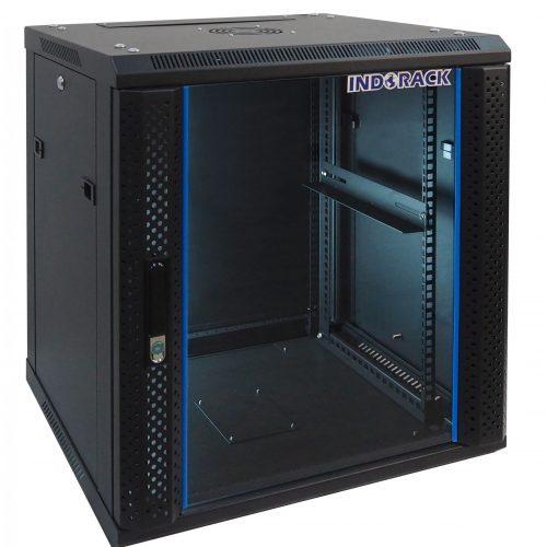 Wallmount Rack Single Door WIR4512S – 12U