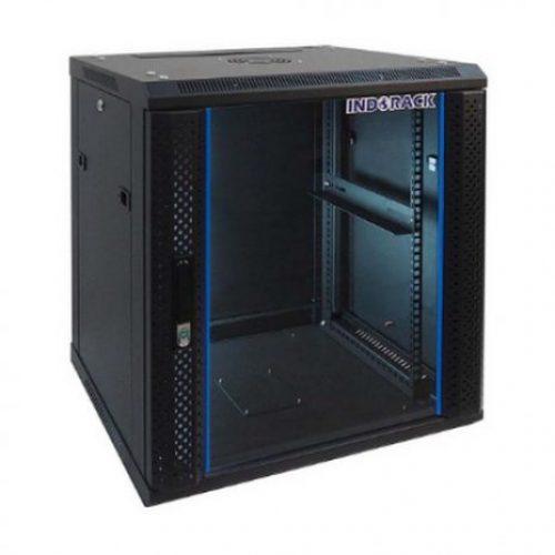Wallmount Rack Single Door WIR4515S – 15U