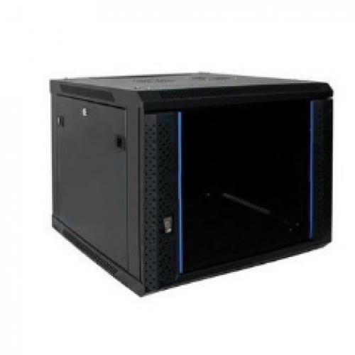 Wallmount Rack Single Door WIR5508S – 8U