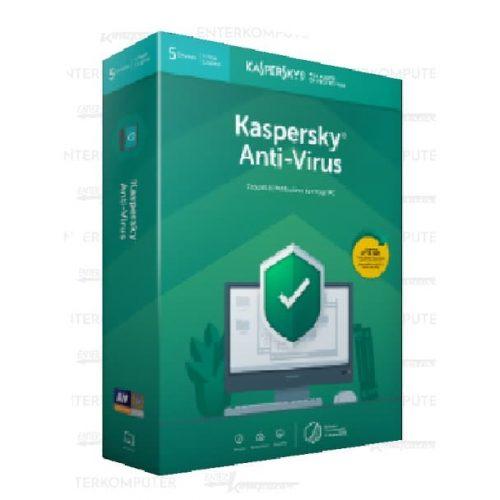 Kaspersky Antivirus 2019 – 1 User