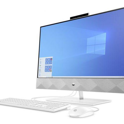 HP PC Pavvilion 27-d0734d All In One i7,16GB,SSD,256GB,2TB,Win10Home