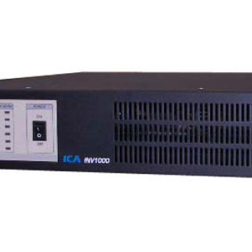 Inverter ICA INV Series Model; INV2000-110 2000VA 110V (Rackmont Inverter)