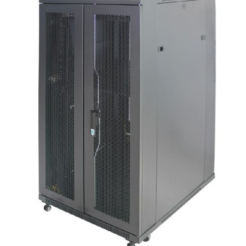 INDORACK IR8027P 27U Depth 800mm (Perforated Door)