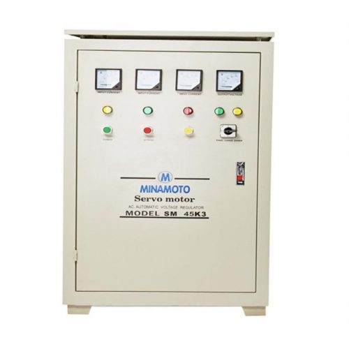 Stabilizer ICA SM Model: SM45K3 45000VA Servomotor