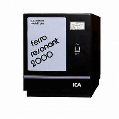 Stabilizer ICA FR Series Model : FR 2000 2000VA (Ferrro Resonant)