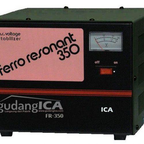 Stabilizer ICA Series FR Model: FR 350 350FR 350VA (Ferro Resonant)