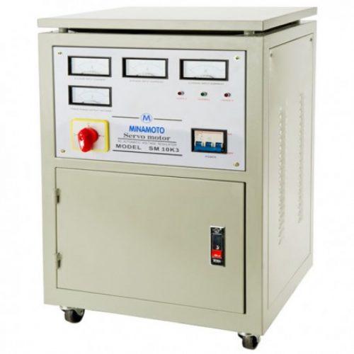 Stabilizer ICA SM Model: SM 15K3 15000VA Servomotor