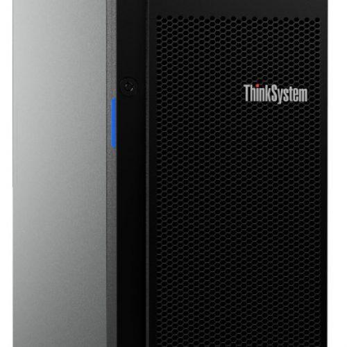 Lenovo ThinkSystem ST250 7Y45A047SG –  Xeon E-2226G 6C 80W 3.4GHz. 8GB. O Bay 4×3.5in HS SAS SATA. Onboard RSTe. 1xDVD-ROM. 550W. Tower