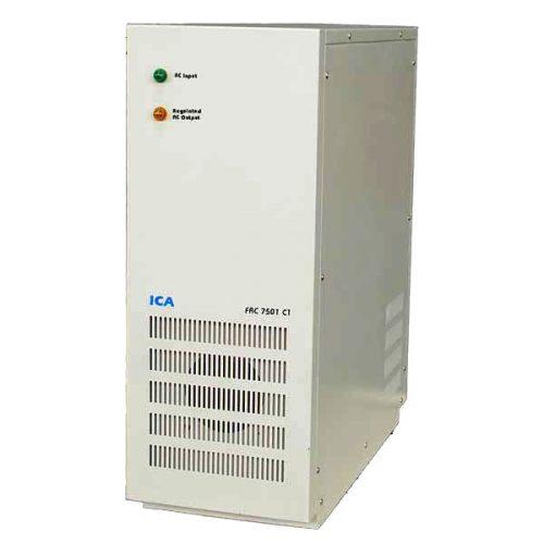 Stabilizer ICA FRc Model: FRc 1502C3 15000VA (Ferro Resonant Control)