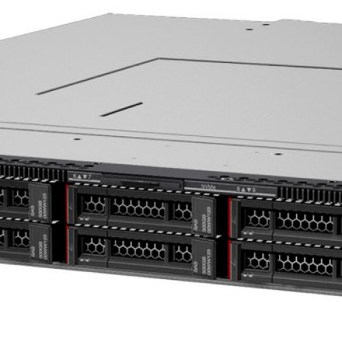 Lenovo ThinkSystem SR250 7Y51A03QSG – Xeon E-2136 6core. Ram 8GB x1unit. HDD 600GB SAS 10K x1unit